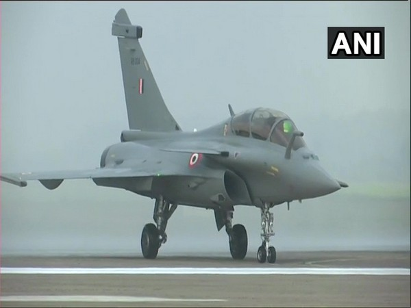 3-4 Rafale fighter jets to join Indian Air Force in November first week