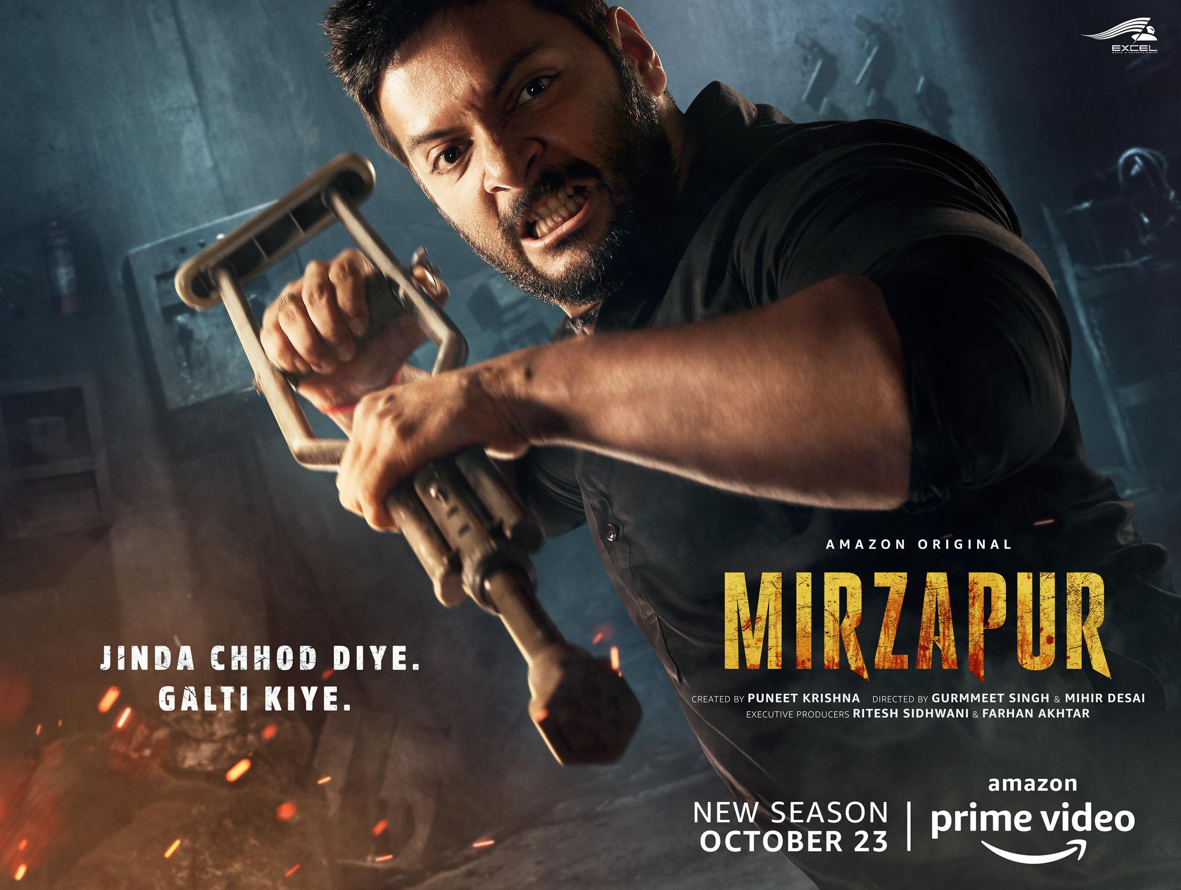 Mirzapur Season 3 renewed, Ali Fazal talks on Guddu, what latest we know