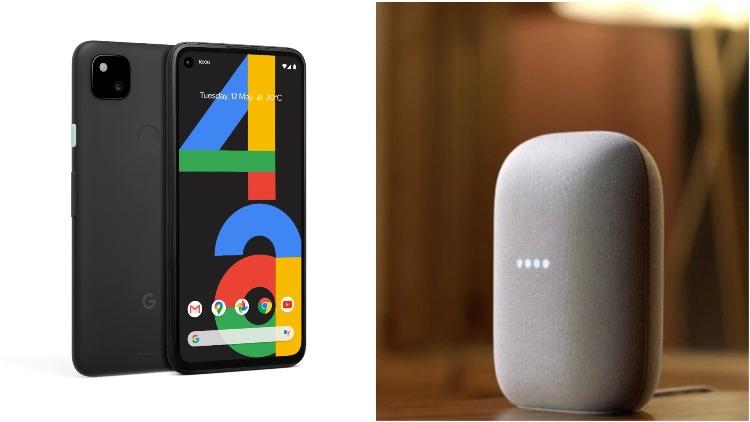 Google Pixel 4a, Nest Audio smart speaker go on sale in India