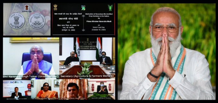 PM Modi thanks to FAO for supporting India's proposal to declare 2023 as Year of Millets