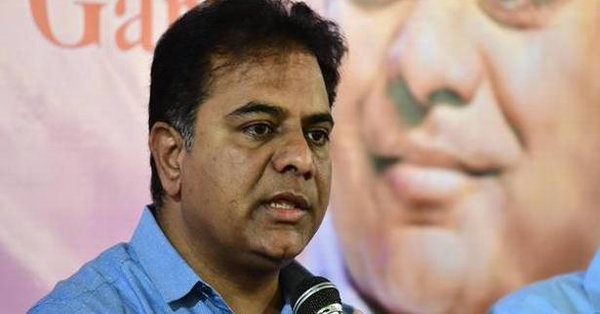 Two victim attempt self-immolation in KTR's rally