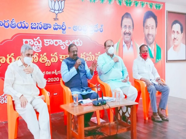 Centre committed to complete Polavaram Project: Andhra Pradesh BJP chief