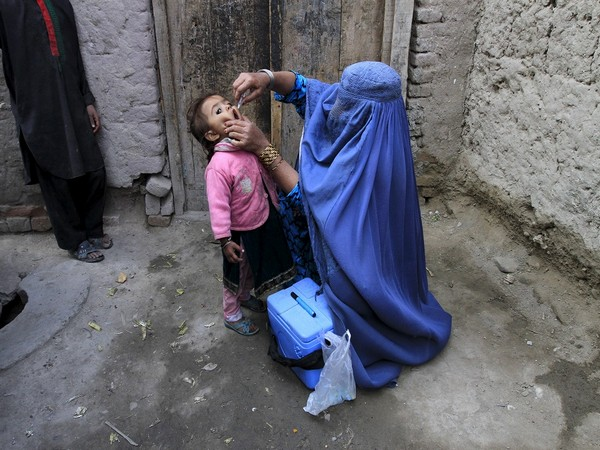Afghanistan launches polio vaccination targeting 9.9 million children