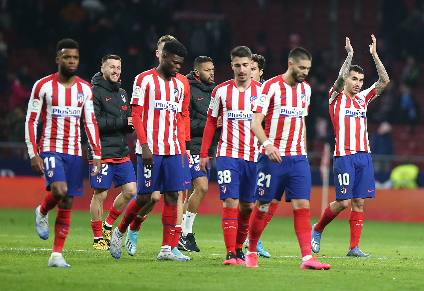 Stuttering Atletico seek old habits to upset Liverpool and the odds