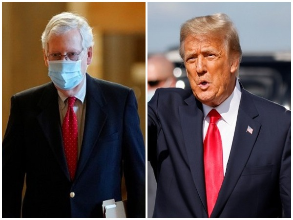 Trump slams former ally McConnell, calls him 'dour, sullen and unsmiling political hack'