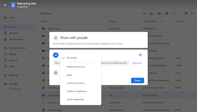 Google Workspace admins can now assign target audiences at group/OU level