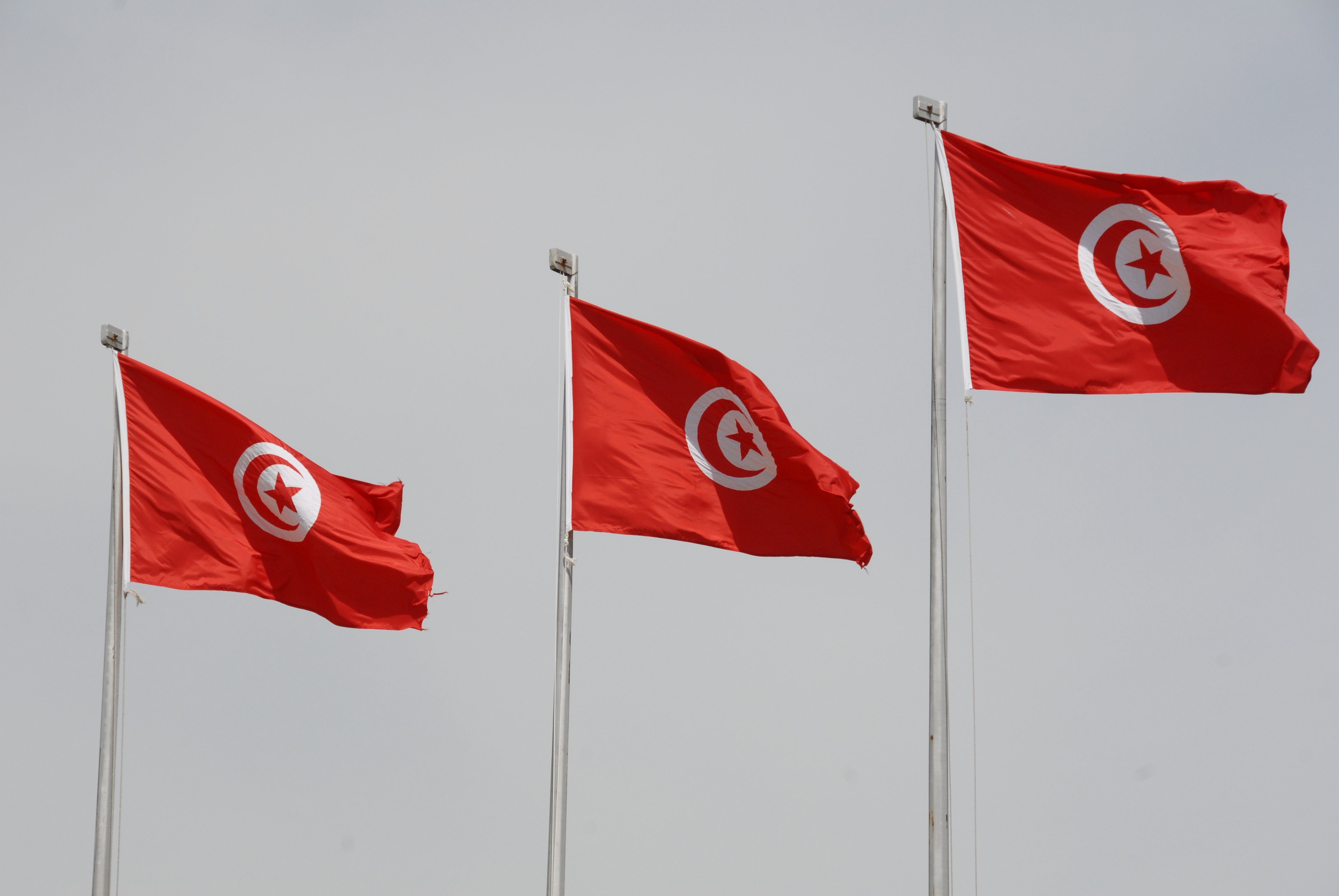UPDATE 8-Exit poll shows tough road to form government after Tunisia election
