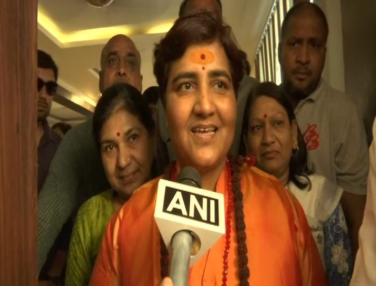 Bhopal: Pragya Singh Thakur releases manifesto for her constituency