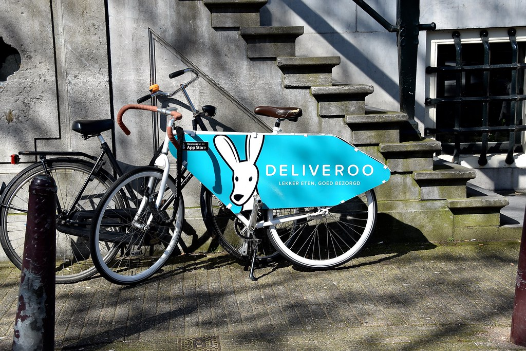 Food delivery firm Deliveroo gets USD 575 mn from Amazon for tech team expansion