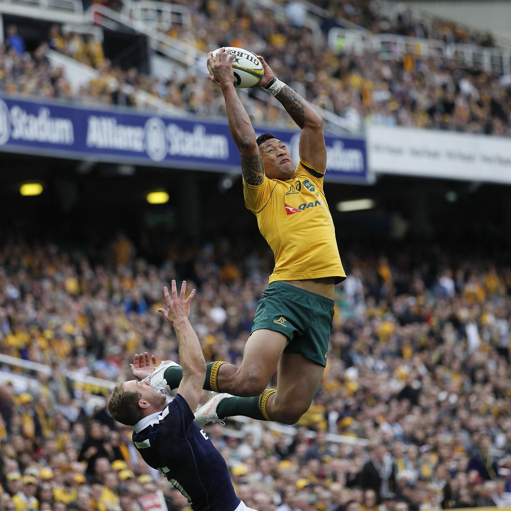 UPDATE 2- Israel Folau removed from Rugby Australia over social media furore