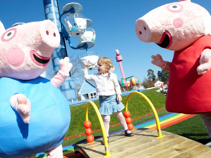 Entertainment One surprises Indian fans with Peppa Pig, Brother George