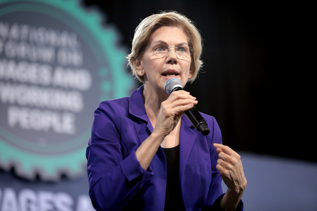 US-2020 hopeful Warren says party needs to embrace progressive ideals to win race