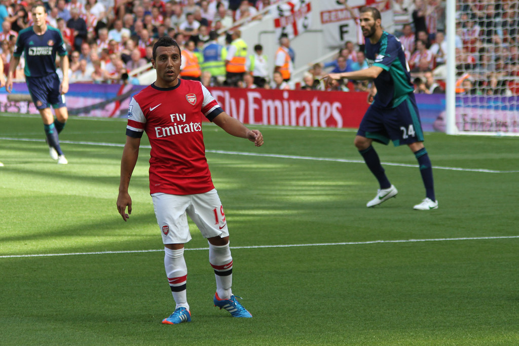 Cazorla gets emotional talking about his comeback to Spain's football team