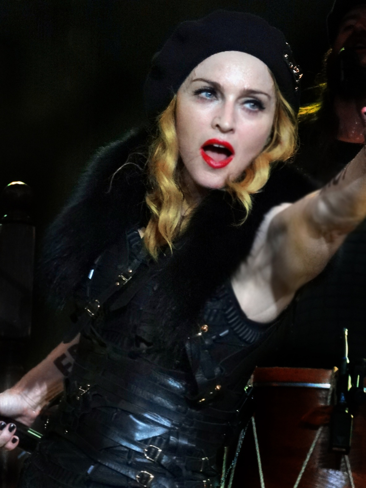Madonna faces criticism after performing at Eurovision in Israel