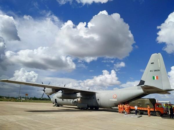 IAF plane with Rajnath, Gadkari to conduct mock emergency landing on highway in Rajasthan's Barmer