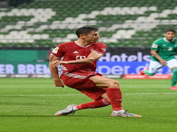 Lewandowski terms Bayern Munich as 'best team in Germany' after club clinches 8th successive Bundesliga title