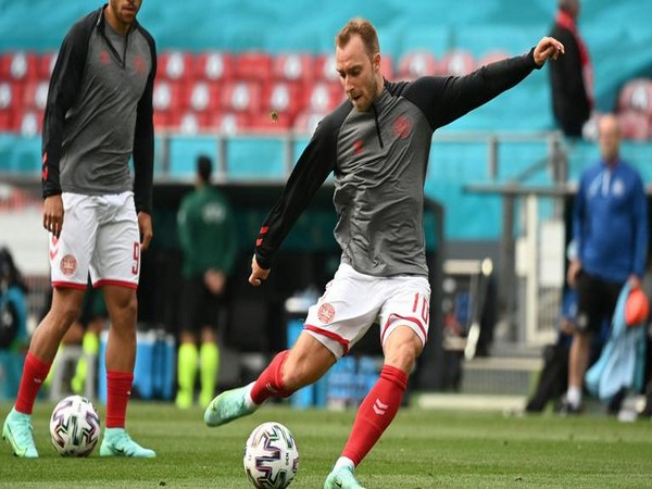 Euro 2020: Belgium to pay tribute to Eriksen in match against Denmark