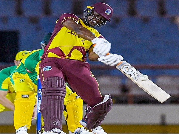 Evin Lewis stars as West Indies wrap up 4-1 T20I series win over Australia
