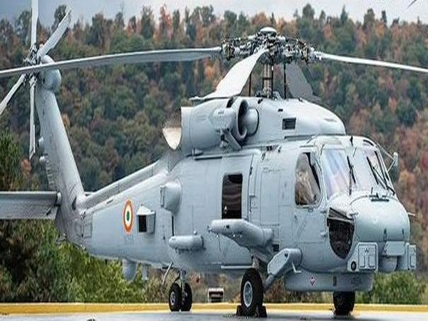 India receives first two MH-60 Romeo multirole choppers for Navy in America