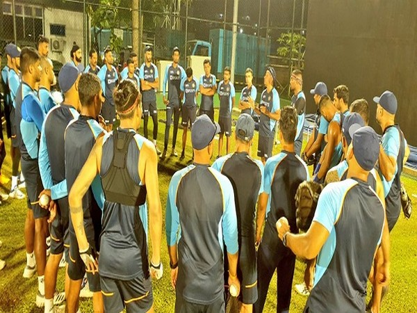 Both teams will start evenly as the young Indian players haven't played international cricket, says Shanaka