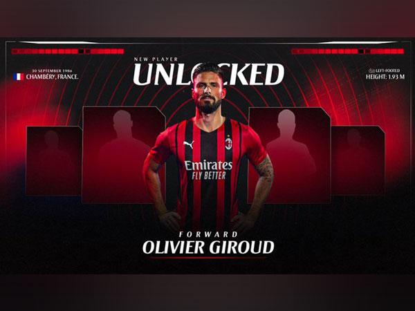 AC Milan sign Olivier Giroud from Chelsea