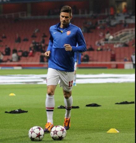 Soccer-France striker Giroud thanks Chelsea ahead of transfer