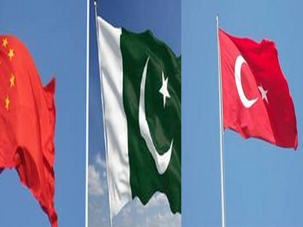 Unholy nexus of China-Pakistan-Turkey to be viewed with utmost caution, says think tank