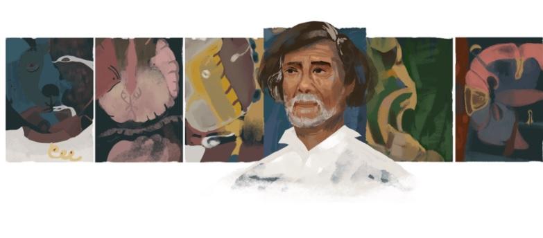 Francisco Toledo: Google Doodle on Mexican artist & activist's 81st birthday
