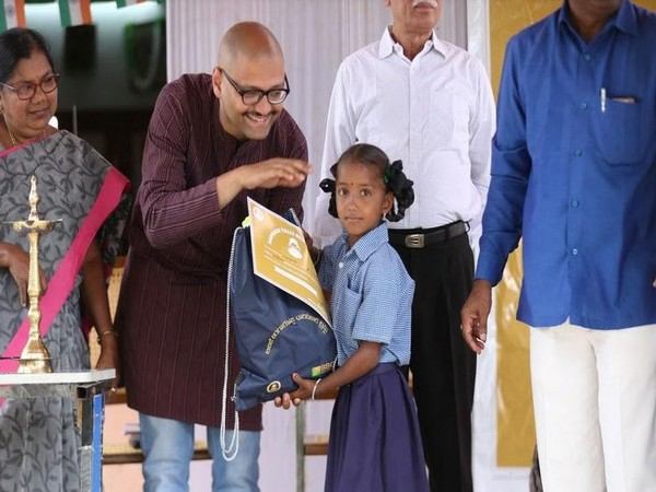 BBG Charitable Trust believes in the Right to Education for every girl child