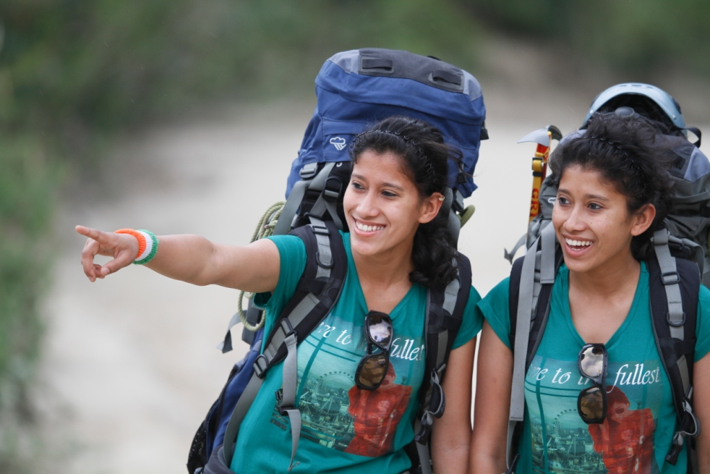 Malik sisters make another adventure history