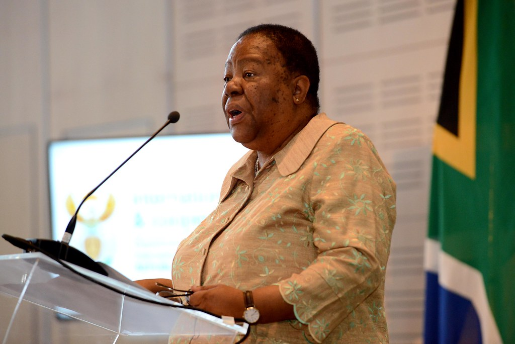 SA remains committed to promoting socio-economic development: Pandor
