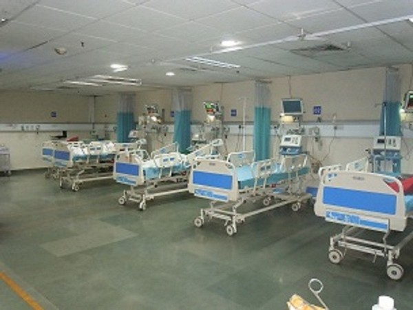 Belgian hospitals could run out of intensive care beds in 15 days