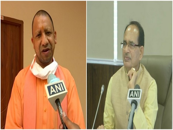 MP, UP Chief Ministers extend greetings to PM Modi on his 70th birthday