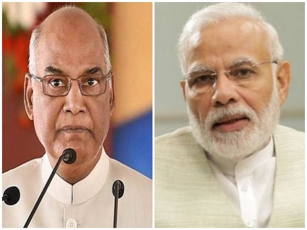 President Kovind extends greetings to PM Modi on his 70th birthday