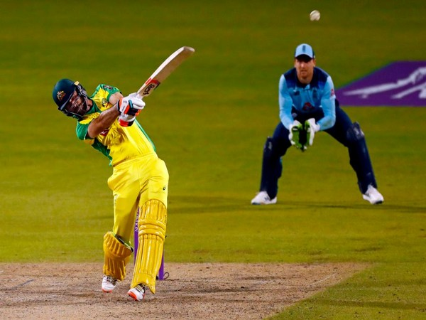 Maxwell thanks lockdown training with Finch after quickfire knock against England