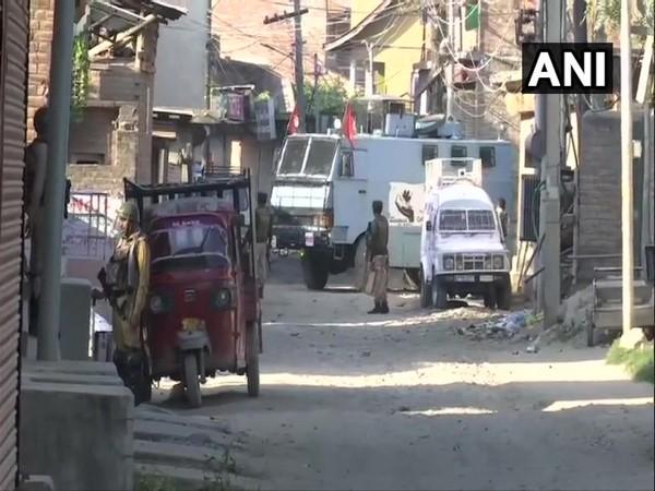 Three terrorists eliminated, one civilian killed in encounter in Srinagar