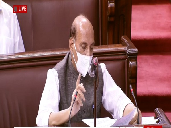 Chinese troops buildup first noticed in April, they tried to hinder patrolling pattern of our troops in May: Rajnath Singh