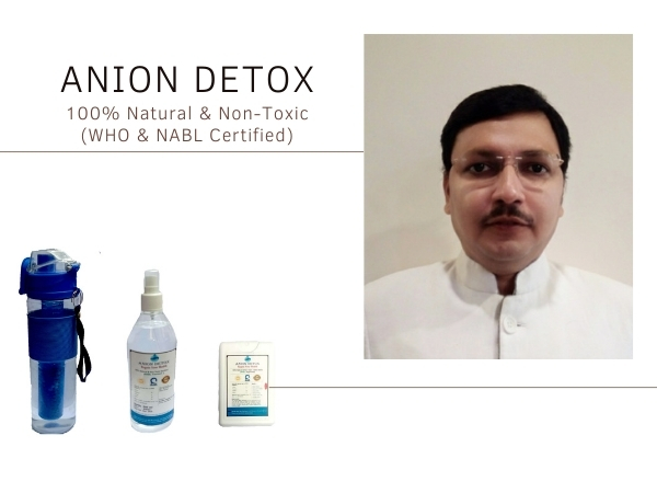 Preventing COVID-19 is simple with Anion Detox