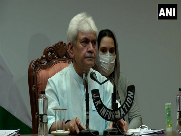 Financial package for Jammu and Kashmir to be announced soon, says  LG Manoj Sinha