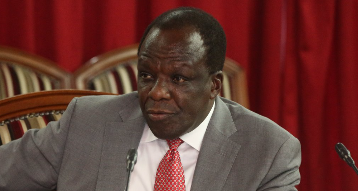 There is no turning back on plan to shut down counties due to cash crunch, says Oparanya