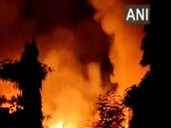 Fire breaks out at Mumbai's scrapyard, fire tenders rushed to spot