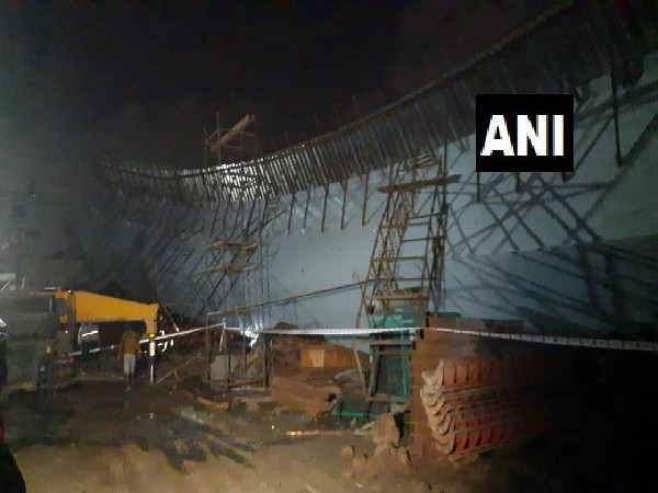 Mumbai: 9 labourers injured after portion of under-construction flyover collapsed