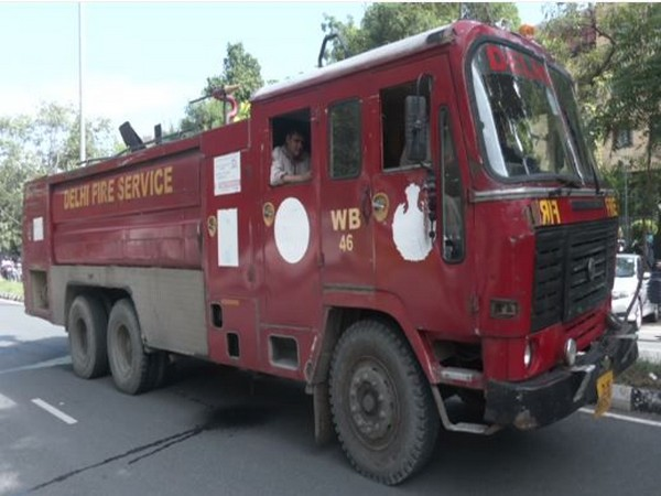 Delhi: Fire breaks out in basement of CBI building