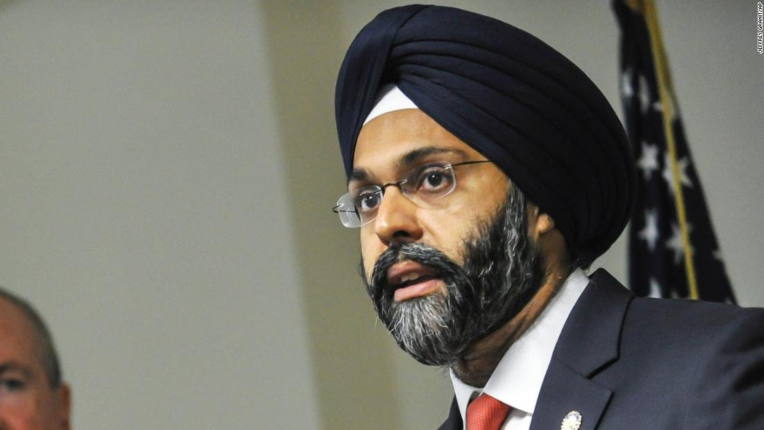 "Sikhs community part of ""America's fabric,"" says New Jersey Attorney General"