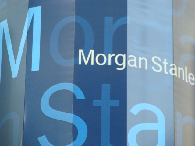 UPDATE 2-Morgan Stanley bond trading revenue surges, profit handily beats estimates
