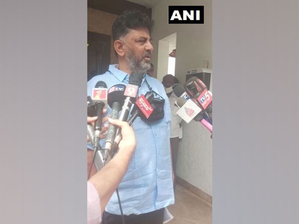 DK Shivakumar alleges party leader held 'as agenda to target Cong leaders' in Bengaluru violence
