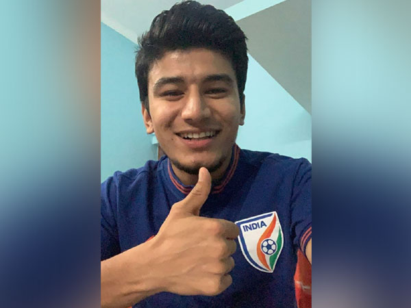 Anirudh Thapa 'dreaming' of watching 2022 World Cup in Qatar