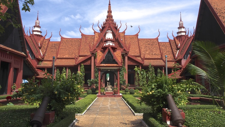 National Museum to publish 'The return of stolen cultural objects to Cambodia'
