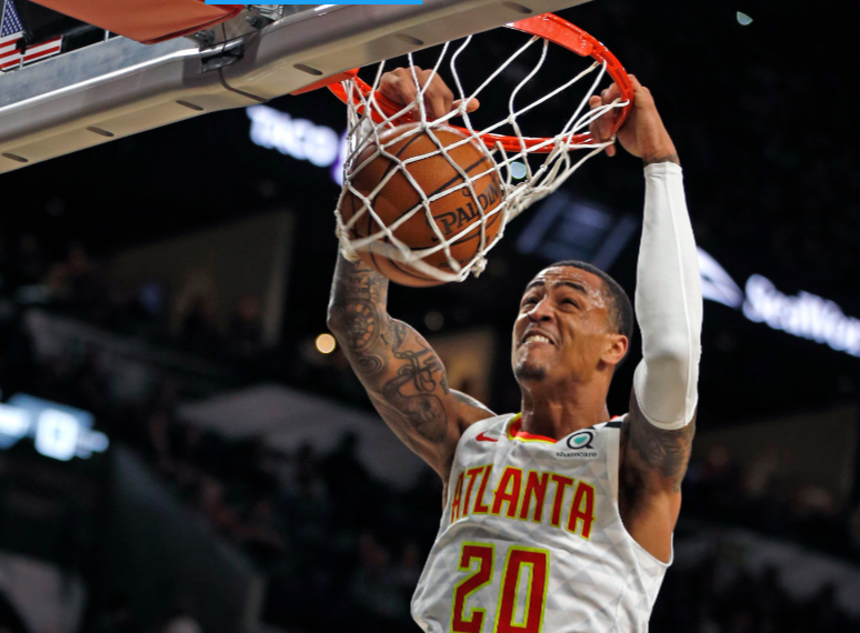 Hawks, Collins prove dominant in win over Nets