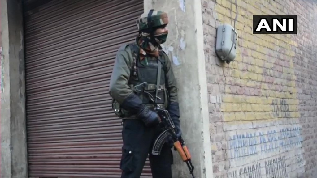 Security forces killed 3 Jaish terrorists in Pulwama, one army personnel dead